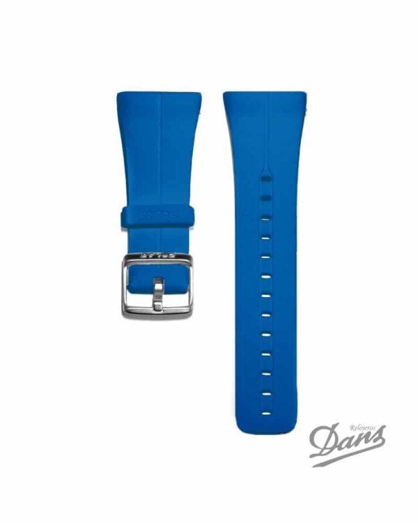 Recambio correa Polar M400 original en azul Dans Relojeros