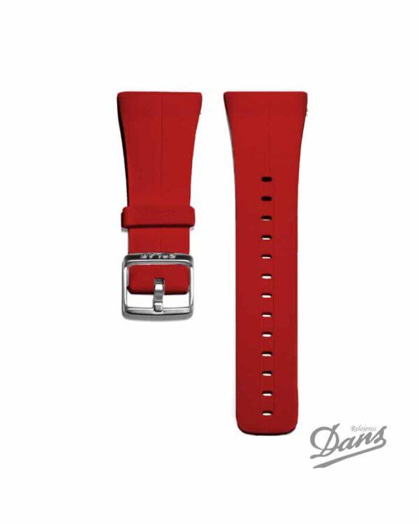 Recambio correa Polar M400 original en rojo Dans Relojeros