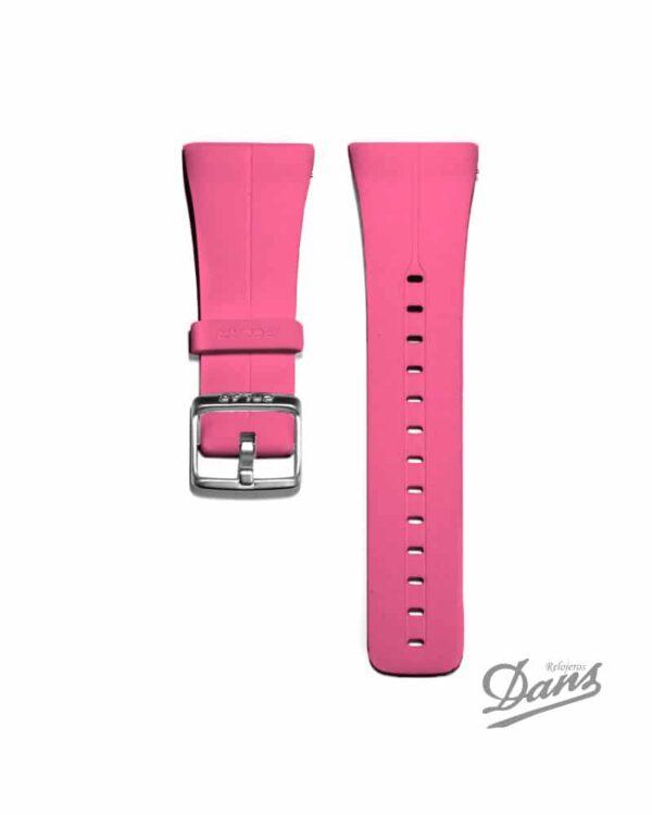 Recambio correa Polar M400 original en rosa Dans Relojeros