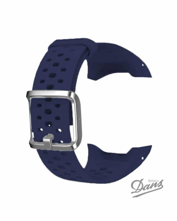 Correa Polar M430-M400 azul Dans Relojeros