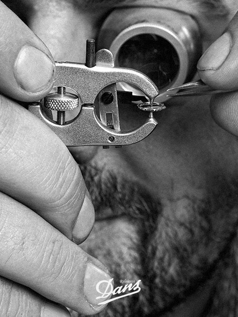 Reparaciones Relojes laboratorio Dans Relojeros