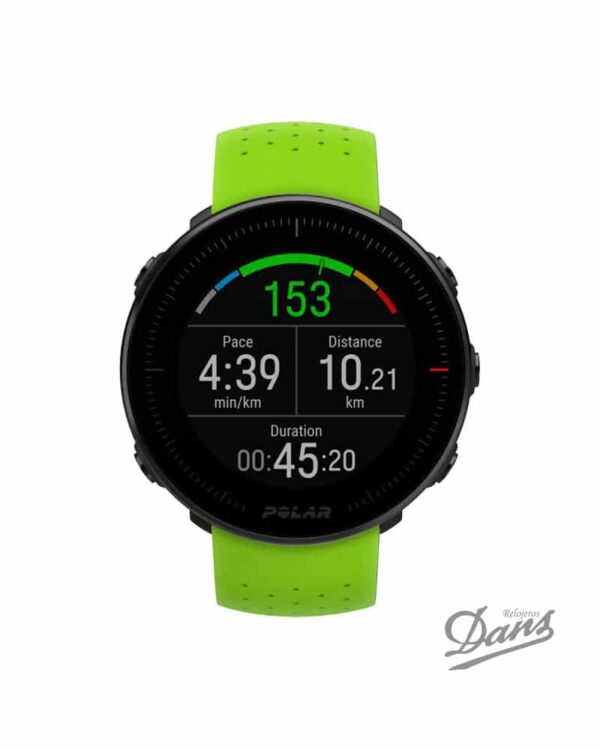 Pulsómetro Polar Vantage M Verde Dans Relojeros