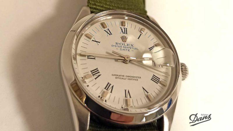 Reparación Rolex Oyster Perpetual con garantía en Dans Relojeros