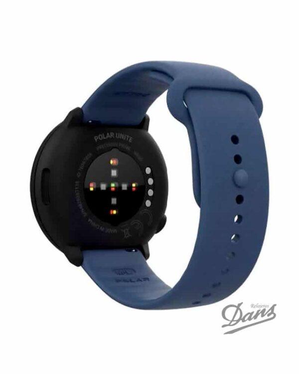 Reloj GPS Polar Unite Azul Dans Relojeros