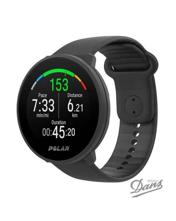 Reloj GPS Polar Unite Negro Dans Relojeros