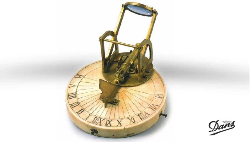 Reloj Cañón Solar Dans Relojeros