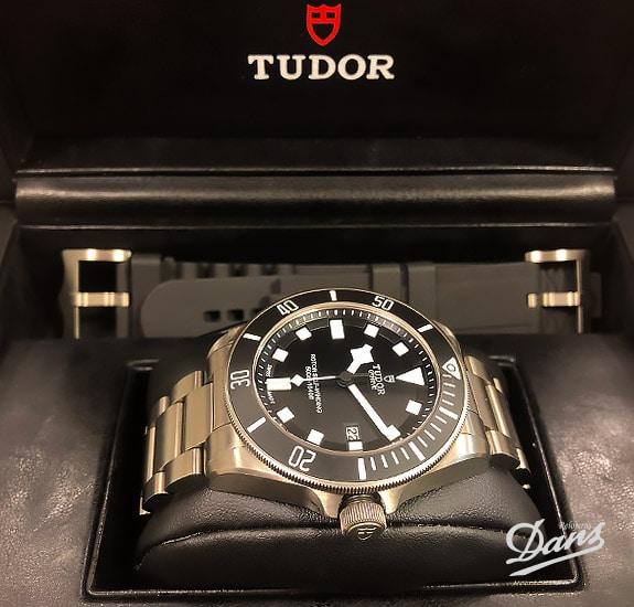 Relojes Tudor compra, venta y tasación relojes de colección Dans Relojeros
